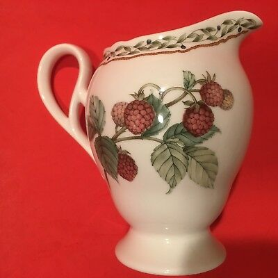 Noritake Royal Orchard # 9416 Creamer EUC _-_ PERFECT _-_ FREE SHIPPING