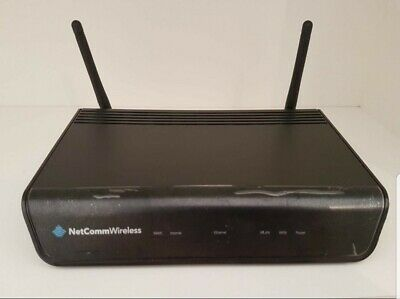 Netcomm Wireless N300 NF12 WiFi Gigabit Router 300Mbps NBN/ADSL2+