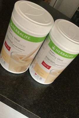 HERBALIFE Formula 1 Healthy Meal Nutritional Shake Mix - DIFFERENTS FLAVORS