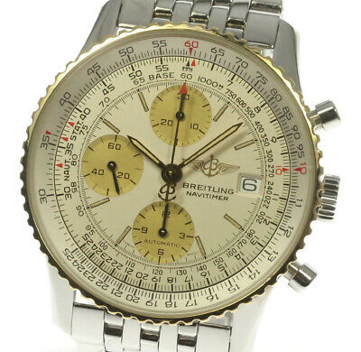 BREITLING Old Navitimer D13022 Automatic Chronograph Men's Watch_467786