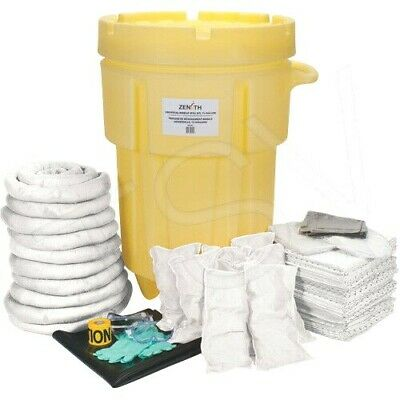 95-Gallon Shop Mobile Spill Kits - Oil Only