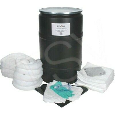55-Gallon Spill Kits - Oil Only