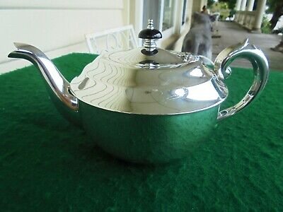 Vintage Australian Goldcraft Silver Plated Tea Pot