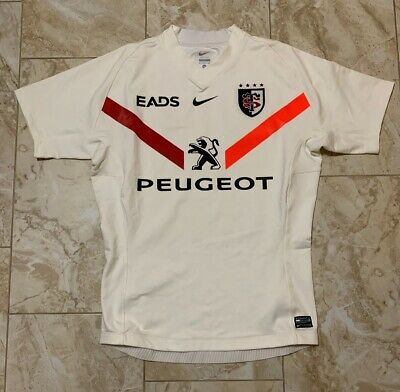ea5f1ac1dce NIKE STADE TOULOUSAIN France Rugby Jersey Size Men's XL - $50.00 ...