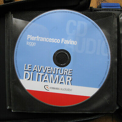 Audiolibro audiobook  CD Audio le AVVENTURE DI ITAMAR  - DAVID GROSSMAN  usato