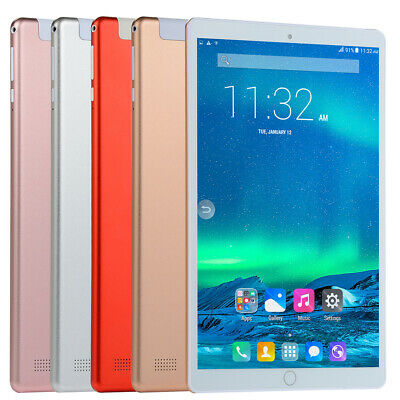 """Newest 10.1"""" Tablet PC Android 8.1 1GB+ 16GB Ten Core WIFI Dual Camera 4MP HOT"""