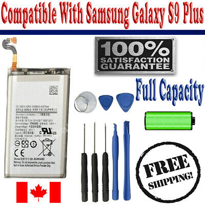 Brand NEW Original OEM Replacement Battery Samsung Galaxy S9 Plus Free Tools