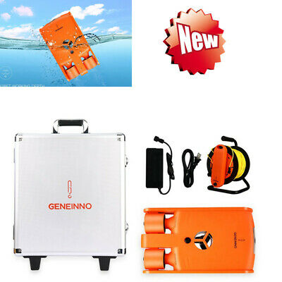 Geneinno Poseidon I Underwater Drone Camera 1080P Full HD 120° - 328FT Tether