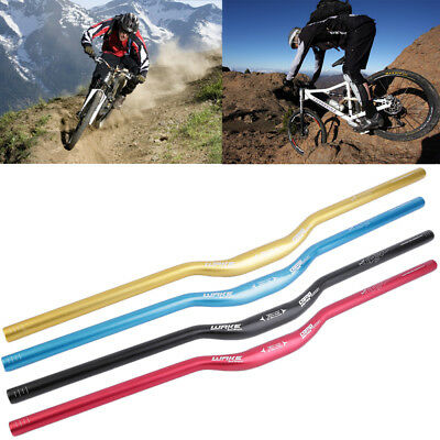 MTB Mountain Bike Bicycle Aluminum Alloy 31.8 x 780 mm Riser Handlebar Z4