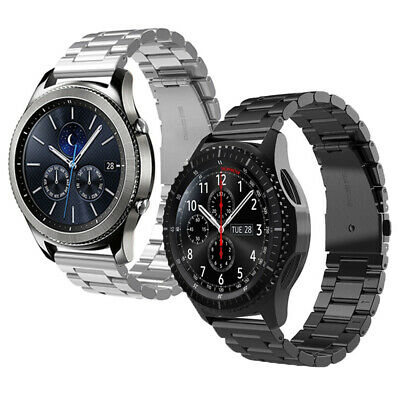 Bracelet Remplacement pour Samsung Gear S3, S3 Frontier/Classic/Galaxy Watch 46