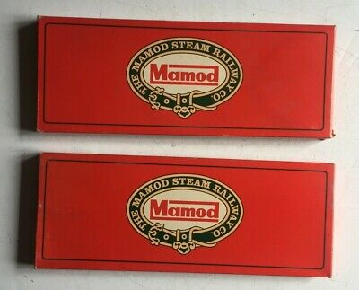 Mamod Live Steam Railway 0 Gauge Track ~ Rh + Lh Points ~ V.good++ Condition