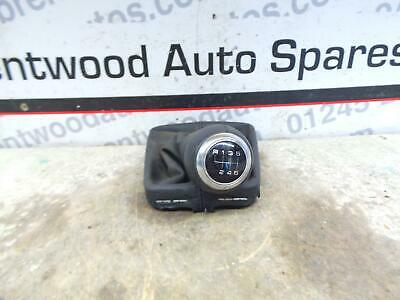 Audi A4 B9 2016 6 Speed Manual Gearknob and Gaitor