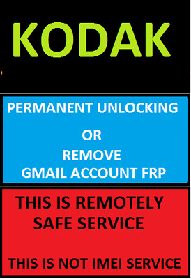 Kodad Ektra Mobile Gmail Google Account Frp Removing Service Fast Remotely