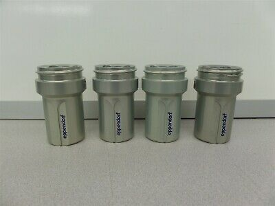 Set of 4 Eppendorf Round Buckets for 5702/5702R