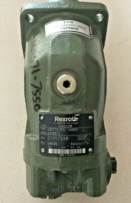 REXROTH A2FO16/61L-VAB06 Axial Piston Fixed Pump (D-89275)