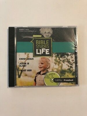 LIFEWAY KIDS BIBLE Studies for Life - Lot of 11 DVDs, 8 NEW
