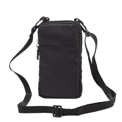 Phone Wallet Universal Mobile Shoulder Bag Pouch Portable Case Sports For IPhone