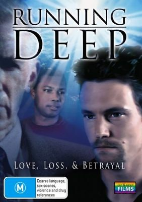 Running Deep (DVD, 2008) RARE  NEW SEALED - FREE POST