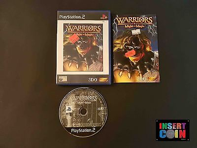 Juego Warriors Of Might And Magic  (Pal Uk*) Playstation 2 Ps2 Ps3