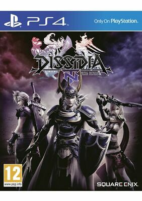 Dissidia Final Fantasy NT (PS4) Brand New & Sealed UK PAL Quick Dispatch