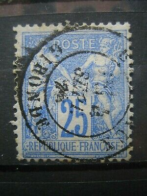 Timbres France-  Sage Type Ii  N° 78 Oblitere
