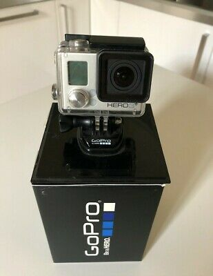 Action camera: Go Pro Hero 3+ con schermo LCD
