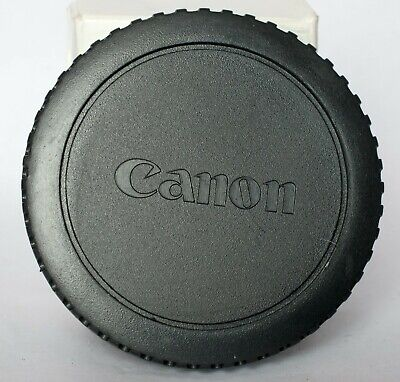Third party body cap to fit Canon EOS bodies.
