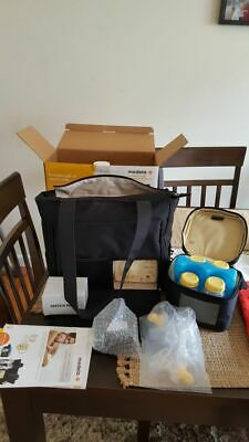 Medela In Style Advanced Double Electric Breast Pump with On-The-Go Tote New