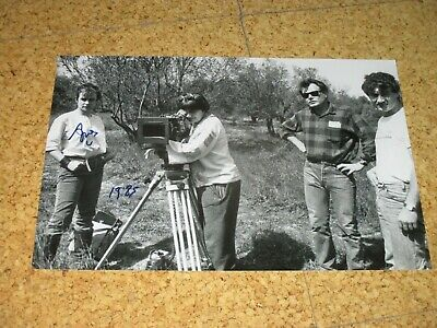 AGNES VARDA handsigned 8x12 IN PERSON! Guaranteed!