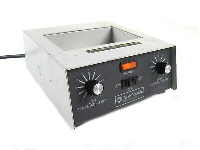 Thermo Scientific 11-718-2 Dry Bath Incubator Analog Block Heater Lab System