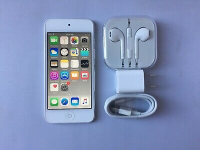 Apple iPod touch 6th Generation Silver (32GB)
