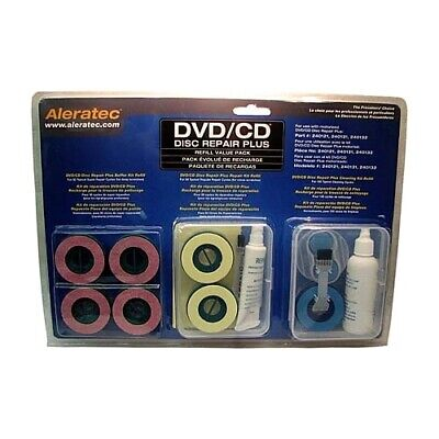 Aleratec 240138 Dvd Cd Disc Repair Refill Kit