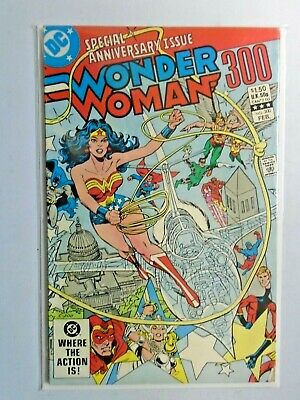 Wonder Woman #300 DC Special Anniversary Issue 5.0 (1983)