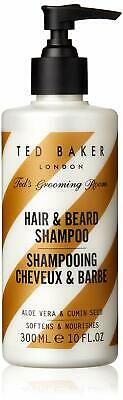 Ted Baker Ted's Grooming Room Shampooing pour barbe et cheveux