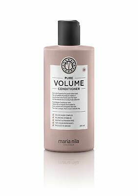 123 Hair and Beauty Maria Nila Pure Volume Conditioner 300ml