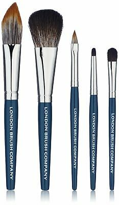 LONDON BRUSH COMPANY Coffret de Pinceaux de Maquillage Travel