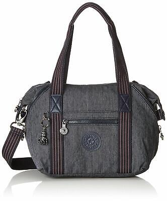 Kipling Art Mini, Cartables femme, Bleu (Active Denim)