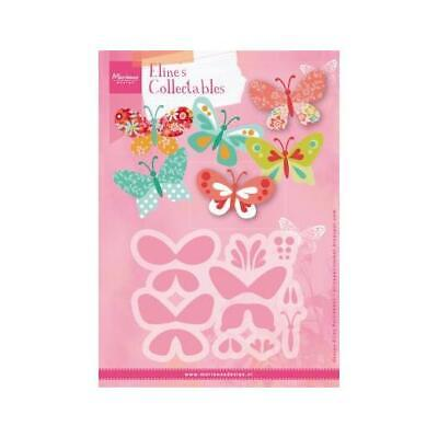 Marianne Design Collectables Cutting Dies - Eline's Butterflies COL1466