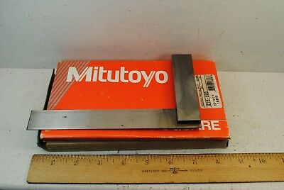 Mitutoyo 6 Inch Engineers Square