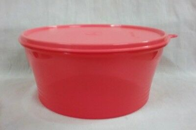 Tupperware Classic Red Slotted Spatula Scraper Utensil Gadget Brand New Other Collectible Utensils