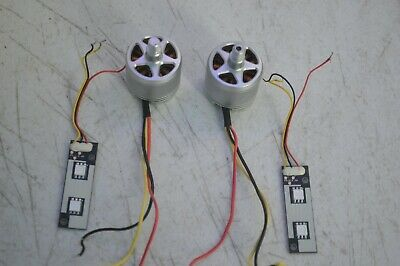 Part 94 CCW 95 CW Motor 2312A Repair For DJI Phantom 3 RC Drone!!!