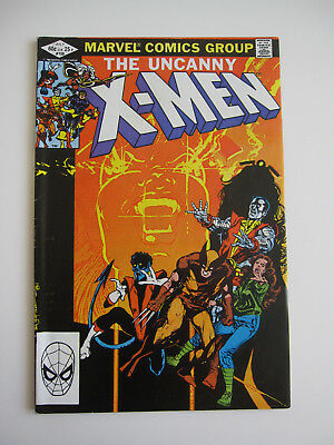 The Uncanny X-Men #159, #160 and #161 from 1982