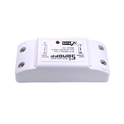1pc Sonoff Basic Smart Home WiFi Wireless Switch Module For IOS Android APP Ctrl