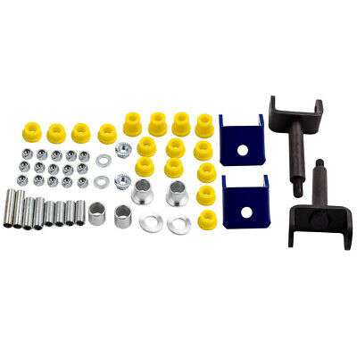 Fit Club Car DS 1993 Golf Cart Front End Suspension King Pin Bushing Repair Kit