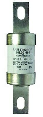 Bussmann BS88 LOW VOLTAGE FUSE LINK 111mm 160A 660A Centre Bolted Tag