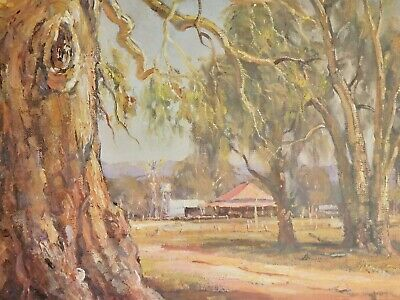 Doug Sealy, Gunning Gap Property, Forbes, Superb Australian Landscape.
