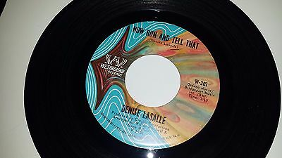 DENISE LASALLE Now Run And Tell That / The Deeper I Go WESTBOUND 201 SOUL 45
