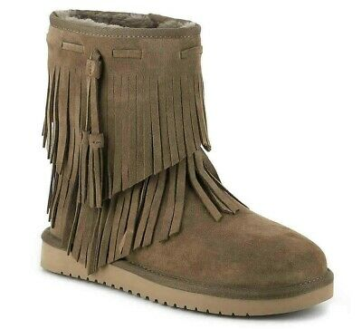 319e790871a NEW! WOMENS KOOLABURRA by UGG CABLE WINTER BOOTS Navy Blue - $49.99 ...
