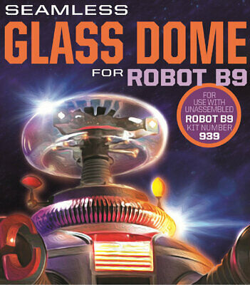 Lost in Space B9 Robot Retrofit Glass Dome Kit