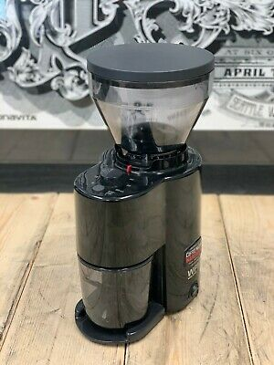 Wpm Welhome Pro Black Brand New Espresso Coffee Grinder Restaurant Cafe Latte